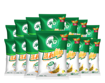 Cleafe 净安 洗衣机槽清洁剂 100g*12包