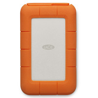 LaCie 莱斯 Rugged STFS4000800 移动硬盘 4TB 雷电接口 2.5英寸
