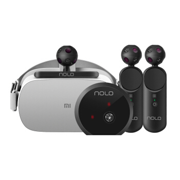 MI 小米 VR一体机 超级玩家版 32G + NOLO CV1 智能VR交互套装