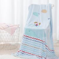 淘宝心选 婴童单层盖毯