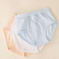 淘宝心选 男童纯棉三角裤 3条装 90cm