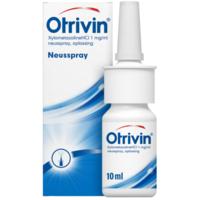 Otrivin 安鼻灵 鼻腔喷雾剂 10ml