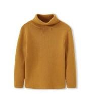 balabala巴拉巴拉男童毛衣宝宝针织衫冬季2018新款儿童套头线衣高领上衣男90cm-130cm *2件