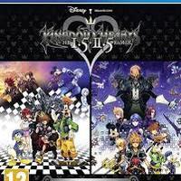 《王国之心HD 1.5+2.5 Remix 》ps4 实体版