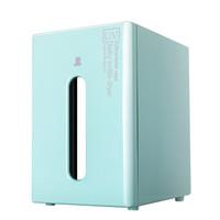 小白熊(Snow Bear)消毒烘干器 紫外线奶瓶消毒柜 宝宝消毒器带烘干 薄荷绿 HL-0937