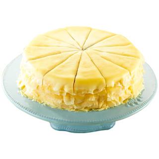 7式 榴莲千层蛋糕 1100g 12片