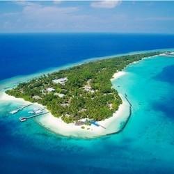 海岛游 : 五星海岛!全国多地-马尔代夫库拉玛提岛7天5晚自由行(2晚沙屋+2晚水屋+早中晚餐全含)