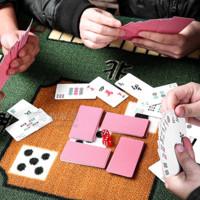 匠趣 防水便携麻将扑克牌