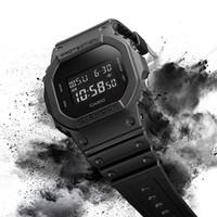 新品发售 ::CASIO 卡西欧 G-SHOCK X GORILLAZ 合作限量运动手表