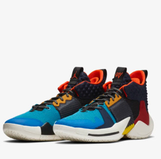 JORDAN WHY NOT ZER0.2 PF 男子篮球鞋