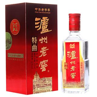 泸州老窖 特曲 52度 浓香型白酒 165ml 9瓶 *9件