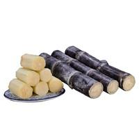 鲜香果 广西黑皮甘蔗 10斤 送削皮刀