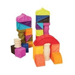 B.Toys 比乐 BX1003NTZ 罗马城堡积木 6个月