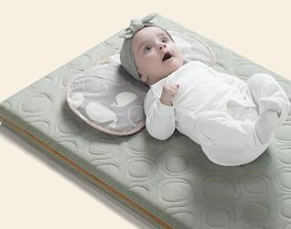 babycare 婴儿床垫 天然巴棉 100*65cm