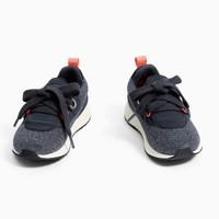 ZARA 幼童拼接运动学步鞋