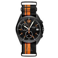 HAMILTON 汉米尔顿 Khaki Aviation Pilot Pioneer系列 H76582933 男士时装腕表