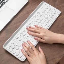 米物 MWBK01 104键 双模蓝牙键盘