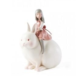 KEMElife 可米生活 白夜童话系列 月光兔 小号