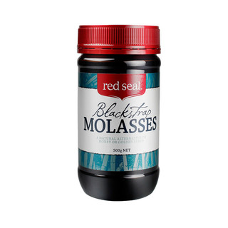 REDSEAL红印黑糖 生物多糖 500克/瓶