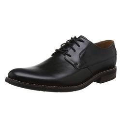 Clarks Becken Plain 男士真皮商务鞋