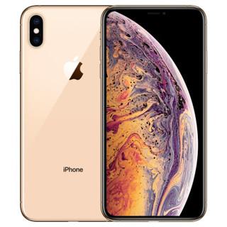 历史低价 : Apple 苹果 iPhone XS Max 智能手机 64GB 金色 移动4G优先版