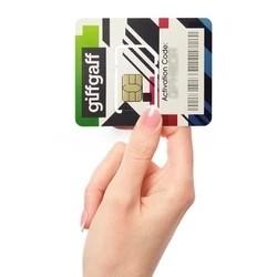 英国Giffgaff 电话卡(4G流量,无限通话)