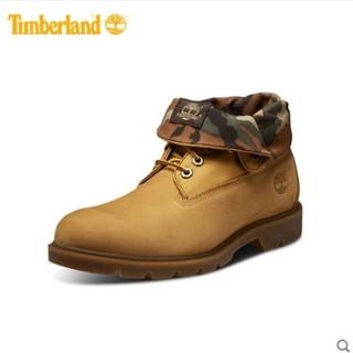 13号预告 : Timberland 添柏岚 A11FV  男鞋迷彩两穿时尚翻靴