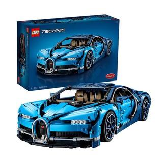 网易考拉黑卡会员 :  LEGO 乐高 2018 Technic 科技系列 超旗舰 42083 布加迪奇龙