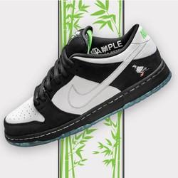 NIKE 耐克 Staple x Nike SB Dunk Low 男子滑板鞋