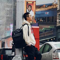 TIMBUK2 美国天霸 TBH系列展望Prospect卷边包-203 中国定制款男女大号时尚