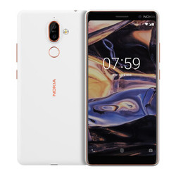 NOKIA 诺基亚 7 Plus 全网通智能手机 4GB+64GB