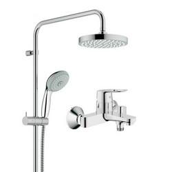 GROHE 高仪 23355000+27389001 龙头花洒淋浴喷头套装