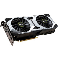 msi 微星 GeForce RTX 2080 Ti VENTUS 11G 万图师 显卡