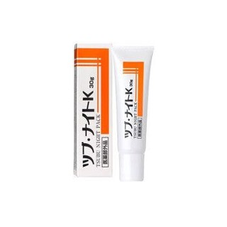 Tsubu Night Pack 眼部去脂肪粒外用药膏 30g *2件