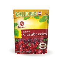 美国原装进口 乐事多(Nestor)进口蔓越莓干1500g 果干蜜饯零食 大包装烘焙原料 *3件