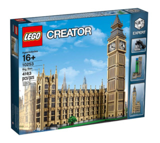 LEGO 乐高 创意街景系列 10253 大本钟