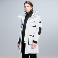 考拉工厂店 男女同款滑雪羽绒服 *3件