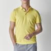 Massimo Dutti 00950228300 男装POLO衫款撞色棉质短袖针织T恤