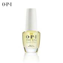 OPI 可可白茶指缘护理营养油 14.8ml 营养滋润修护 美国进口正品 指缘油 *2件