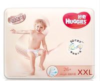 HUGGIES 好奇 铂金装纸尿裤 XXL26片 *6件
