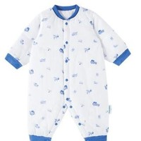 PurCotton 全棉时代 宝宝保暖连体衣 1件装