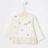 19号预告:MooMoo 女幼童套头衫保暖上衣 65.78元