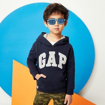 Gap 盖璞 984792 E 男婴幼童加绒卫衣
