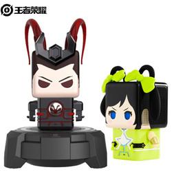 腾讯机器人 王者荣耀吕布标准版智能机器人 + 孙尚香蓝牙音箱 套装