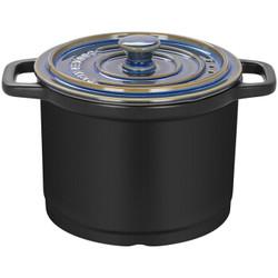 炊大皇 陶瓷煲 5000ml砂锅 耐热 煲汤熬药煮粥焖饭 养生高汤锅 燃气煤气灶明火使用 电磁炉不可用