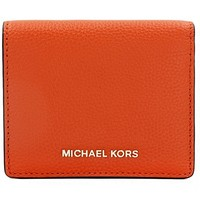 历史低价:MICHAEL KORS 迈克·科尔斯  MERCER 32F6GM9D1L 女士短款钱包