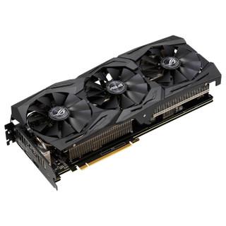 ASUS 华硕 猛禽ROG-STRIX-GeForce RTX 2060-O6G-GAMING 1365-1860MHz 14000MHz游戏电竞显卡6G