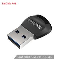 SanDisk 闪迪 读卡器 USB 3.0 microSD