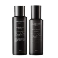 Mamonde 梦妆 男士肌肤能量保湿2件套(爽肤水180ml+乳液125ml)