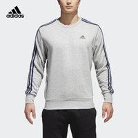 adidas 阿迪达斯 BR1033 运动型格 男士训练套头衫 2XL
